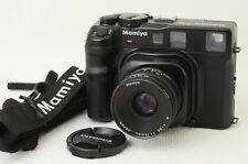 Mamiya 6 Range Finder Camera Body w/ G 75mm F3.5 L [Very good]  (333-J14)