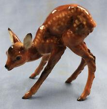 reh Kitz porzellan hutschenreuther figur porzellanfigur rehkitz 1960 achtziger