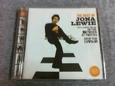JONA LEWIE - The Best Of CD New Wave / Synth Pop UK