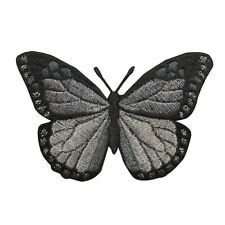 ID 2124 Butterfly Insect Embroidered Iron On Applique Patch