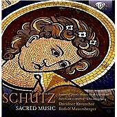 SCHUTZ: SACRED MUSIC NEW & SEALED