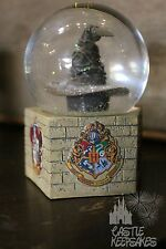 Wizarding World of Harry Potter Sorting Hat Water Globe Snow ball Universal