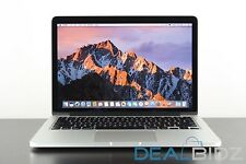 "APPLE MACBOOK PRO RETINA LATE 2013 13"" 2.4GHz i5 8GB RAM 256GB SSD A1502"