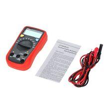 UNI-T UT136A Auto Range DMM Digital Multimeter AC DC Volt Amp Ohm Hz Tester New