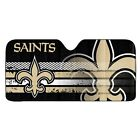 New Orleans Saints NFL Reflective Car Truck Automotive Folding Sun Shade