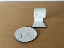 Used in shop Supports NANIS Italian Jewels Soportes - White Leatherette Polipiel