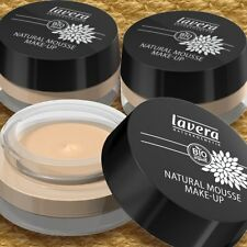 Lavera Trend Natural Mousse Make-up 01 Ivory 15g Naturkosmetik Creme Foundation