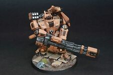 Warhammer 40K Tau Empire XV88 Broadside Battlesuit Pro Painted Magnetised