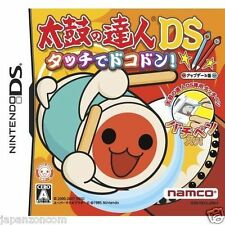 Used DS  Taiko no Tatsujin  NINTENDO JAPANESE IMPORT