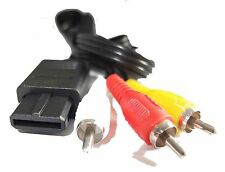 NINTENDO GAMECUBE COMPOSITE AV AUDIO VIDEO LEAD CABLE 1.8 Metres UK Seller