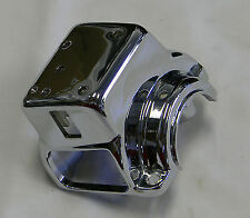 Harley  Left Lower Chrome Switch Housing 71611-96A CVO STREET GLIDE ROAD Electra