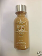 L'Oreal True Match Super Blendable Foundation #C6 TAWNY BEIGE NEW.