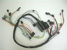 1962 Impala Under Dash Wiring Harness with Fusebox Automatic