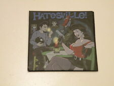 THE BOYD RICE EXPERIENCE - HATESVILLE! - CD DIGIPACK 2009 - CACIOCAVALLO RECORDS