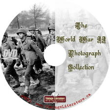 The World War Two Photograph Collection on DVD