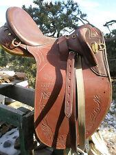 Syd Hill Bushmaster Poly Australian Horse Saddle unused