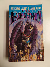 The Black Gryphon by Mercedes Lackey DAW Books 1995 Vintage Fantasy Paperback
