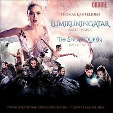 Snow Queen, Kantelinen, New