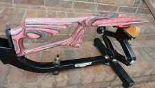Ruger 10/22 NOMAD GLOSS PINK CAMO AMBIDEXTROUS Stock &STUDS FREE SHIP C-PICS #39