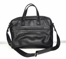 CROSS~$325.00~GENUINE PEBBLED LEATHER~BUSINESS LAPTOP MESSENGER BRIEFCASE BAG