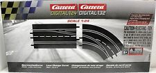 CARRERA 30365 DIGITAL 132 RIGHT HAND INSIDE LANE CHANGE NEW 1/32 1/24 TRACK
