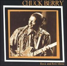 NEW Rock And Roll Music [fabulous] by Chuck Berry CD (CD) Free P&H