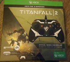 NEW: Titanfall 2 Xbox One & Windows Official Wired Controller
