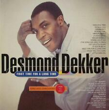 Desmond Dekker(CD Album)First Time For A Long Time-Trojan-CDTRL 379-UK-New
