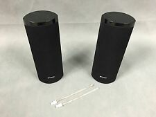 2 Sony Front/Surr​ound speakers SS-TSB106:home theater BDV/HBD-T58/E580/E780W #3
