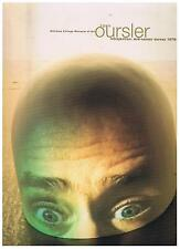 TONY OURSLER introjection mid-career survey 1976-1999