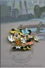 Disney Pin: Mickey Through The Years Collection (1941 Mickey & Minnie Only)