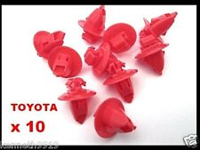 TOYOTA MUDGUARD & FENDER FLARE MOULDING CLIP REPLACEMENT RETAINER     T87