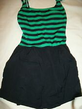 WOMENS LADIES MISS SIZE 8 SWIM WEAR SWIMSUIT JOGKINI SHORTS BY LE COVE NWOT NICE