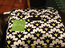 NWT LARGE Vera Bradly Neoprene Tablet Sleeve in Fanfare Fans, 13756