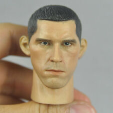 1/6 scale Head Sculpt Undisputed 3 Redemption young Scott Adkins as Uri Boyka