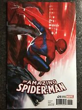 Amazing Spider-Man #24 1:25 Gabriele Dell'Otto Incentive Variant Edition Cover