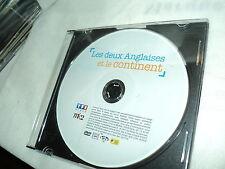 Dvd nf LES DEUX 2 ANGLAISES ET LE CONTINENT Jean-Pierre LEAUD Philippe LEOTARD