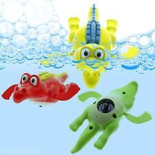 Baby Kind Baden Unisex Uhrwerk Aufziehen Krokodil Form Spielzeug Geschenk