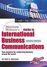 Merriam-Webster's Guide to International Business Communications, Second Edition