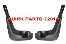 2001-2006 Nissan Sentra | Front Splash Guards Genuine OEM NEW Part# 999J2-LL00S1