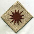 US Army 40th Infantry Division DCU Desert Tan Patch
