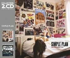 SIMPLE PLAN - GET YOUR HEART ON!/STILL NOT GETTING ANY... 2 CD  POP  NEU