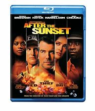 AFTER THE SUNSET (Pierce Brosnan)  -  Blu Ray - Sealed Region free