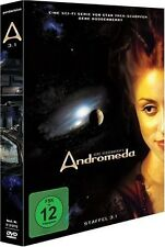 ANDROMEDA (TV-SERIES) - STAFFEL 3.1 (Kevin Sorbo, Lisa Ryder) 3 DVD NEU