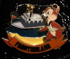 Completer LE 700 Chip and n Dale WDW Frontierland 40th Anniversary Disney Pin