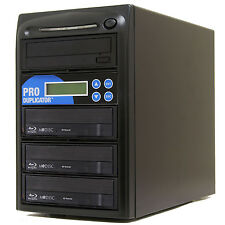 ProDuplicator 3 Burner Blu-ray BDXL M-Disc CD DVD Duplicator Multi Disc Copier