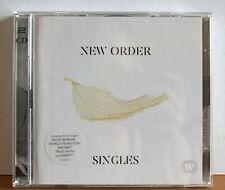 New Order 'Singles' 2-CD Set