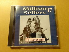 CD / MILLION SELLERS 17: THE SEVENTIES