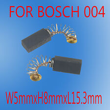 Carbon Brushes For Bosch Sander Saw Drill PKS46 PSB20.2RE GBH2S UBH2-14 PWS6115
