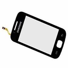 TOUCH SCREEN NERO per SAMSUNG GALAXY GIO' GT S5660 PER DISPLAY VETRINO RICAMBIO